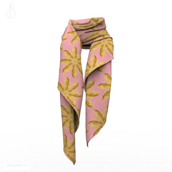 Golden-Flower-scarf-1