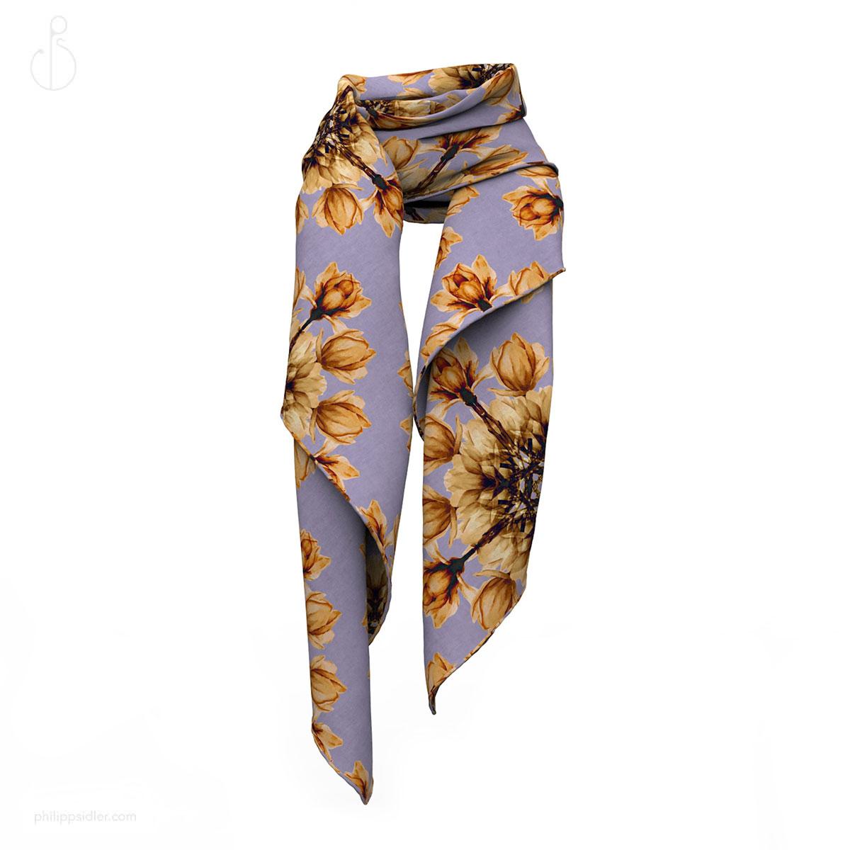 magnolia-scarf-folded