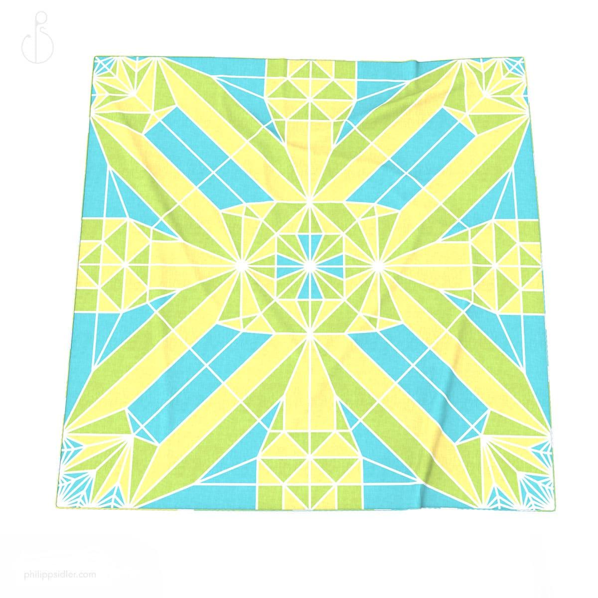 EMERALD-LEAP-scarf-open