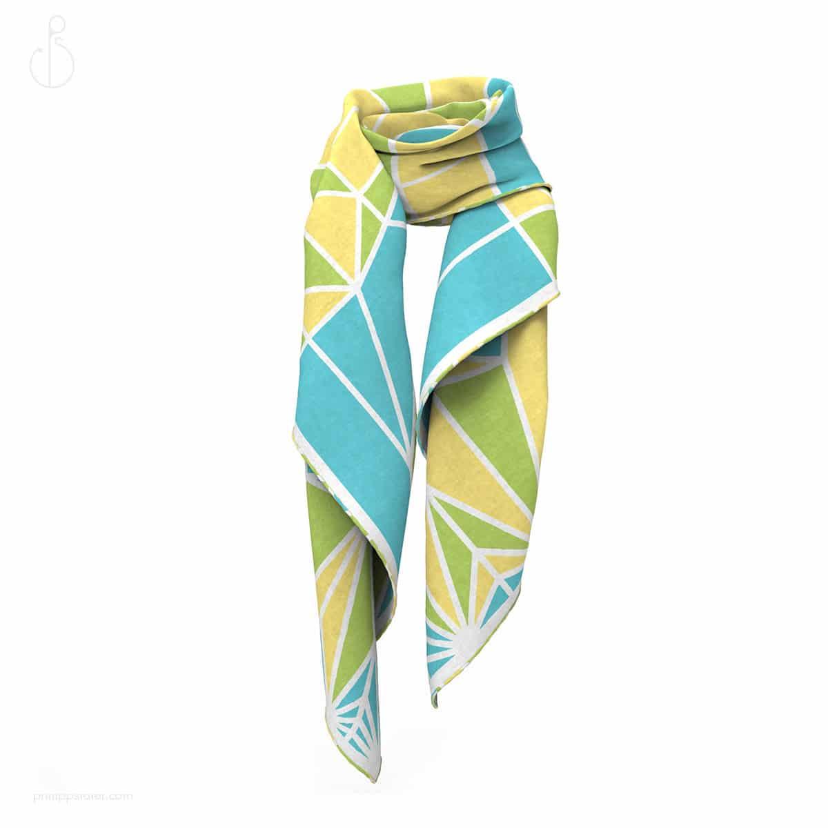 EMERALD-LEAP-scarf